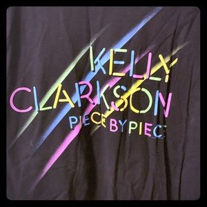 Kelly Clarkson Piece by Piece tour T-shirt XXL